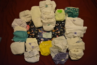 Nappies New Born Kit 01 (Planets)