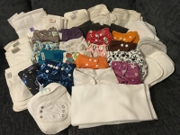 Pocket Nappies Kit 01 Birth to Potty