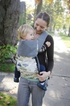 ABC toddler carrier