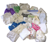 Nappies Big Nappies and Training Pants Nappy Kit