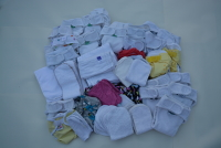 Nappies New Born Kit 02 (Unicorns, castles, rainbows)