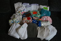 Nappies kit 10 (North Coast) Birth to Potty
