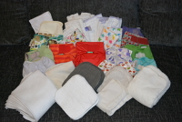Nappies Kit 13 (LD) Birth to Potty