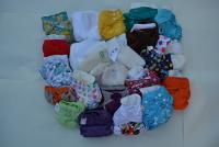 Nappies Antrim and Newtownabbey Birth to Potty Kit 2
