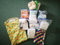 Nappies kit 20 (SURFS UP) Birth to Potty