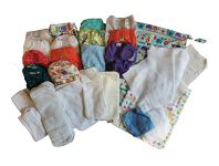 Nappies kit 33 Birth to Potty Safari Animals - Enniskillen