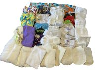 Nappies NewBorn and Birth to potty Kit 01