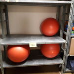 1-SPECIAL INVENTORY - Exercise Ball