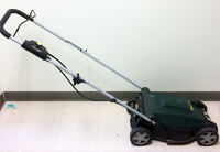 """Electric Lawn Mower with Bag (14"""")"""