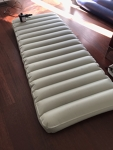 Air bed (single size, with air pump)