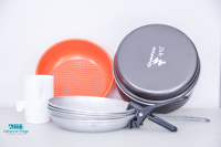 Camping Cookware & Dishes