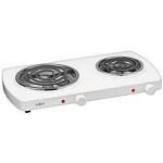 Double Burner (hot plate)