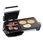 Panini Press and Grill