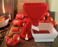 Tomato Press Strainer
